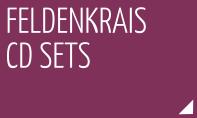 Feldenkrais CD Sets Categories